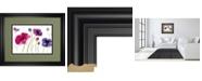 """Classy Art Fanfare II by Marilyn Robertson Framed Print Wall Art, 34"""" x 40"""""""