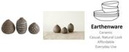 3R Studio Brown Decorative Vases, Set of 3