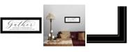 "Trendy Decor 4U Expert Advice by Lori Deiter, Ready to hang Framed Print, Black Print, 23"" x 11"""