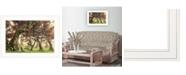 "Trendy Decor 4U Fanal by Martin Podt, Ready to hang Framed Print, White Frame, 21"" x 15"""