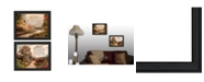 """Trendy Decor 4U Celebration of Life Collection By Robin-Lee Vieira, Printed Wall Art, Ready to hang, Black Frame, 38"""" x 15"""""""