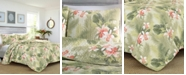 Tommy Bahama Home Tommy Bahama Tropical Orchid King Quilt Sham Set