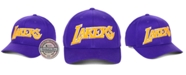 Mitchell & Ness Los Angeles Lakers HWC 110 Flexfit Snapback Cap