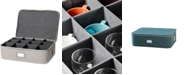 In This Space Twill Storage Organizer For Cups, Mugs, and Ornaments