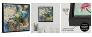 "GreatBigCanvas 24 in. x 24 in. ""Russian Floral"" by  Jodi Maas Canvas Wall Art"