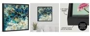 "GreatBigCanvas 24 in. x 24 in. ""Pompeii Floral"" by  Jodi Maas Canvas Wall Art"