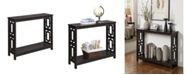 Convenience Concepts Town Square Console Table