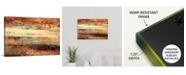 "GreatBigCanvas 'Subterranean Blues' Canvas Wall Art, 24"" x 16"""