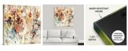 """GreatBigCanvas 36 in. x 36 in. """"Courtyard"""" by  Jodi Maas Canvas Wall Art"""