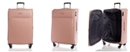 """GUESS Fashion Travel Janelle 28"""" Softside Check-In Spinner"""