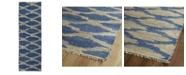 "Kaleen Textura Txt06-10 Denim 3'6"" x 5'6"" Area Rug"