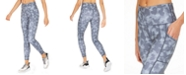 Ideology Camo-Print High-Rise Side-Pocket 7/8 Length Leggings, Created for Macy's