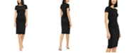 INC International Concepts INC Ruched-Side Sheath Dress, Created for Macy's
