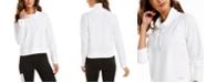 Calvin Klein Funnel-Neck Sweatshirt