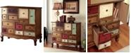 Furniture of America Faroe Multi-Drawer Accent Chest