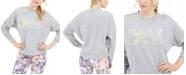 Calvin Klein Outline-Logo Relaxed Sweatshirt