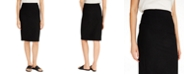 Eileen Fisher High-Waist Pencil Skirt, Regular & Petite Sizes