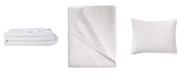 Lacoste Home Herringbone Stitch Quilt Set, Twin