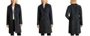Michael Kors Single-Breasted Walker Coat, Created for Macy's