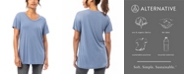 Alternative Apparel Kimber Slinky Jersey Women's T-shirt