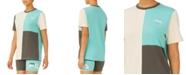 Fila Noor Cotton Colorblocked Boyfriend T-Shirt
