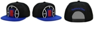 Mitchell & Ness Los Angeles Clippers Neon Crop XL Snapback Cap