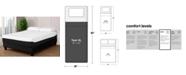"Primo International Primo Artic Cloud 14"" Plush Mattress- Twin XL + 1 Free Pillow"