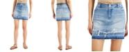 INC International Concepts INC Double-Hem Mini Jean Skirt, Created for Macy's