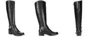 Michael Kors Fulton Harness Tall Riding Boots