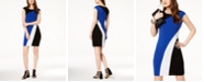 INC International Concepts I.N.C. Colorblocked Knit Dress, Created for Macy's