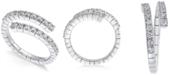 Macy's Diamond Wrap Ring (5/8 ct. t.w.) in 14k White Gold