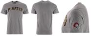 '47 Brand Men's Pittsburgh Pirates Fieldhouse Basic T-Shirt