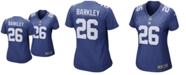Nike Women's New York Giants Saquon Barkley Game Jersey