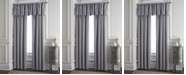 """Colcha Linens Cambric Gray Lined Drapery Panel 52""""x96"""" - Each"""
