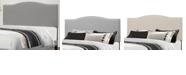 Hillsdale Kiley Upholstered King Headboard