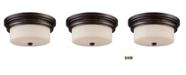 ELK Lighting 2 Light Flushmount