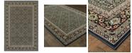 """Oriental Weavers Kashan 180L Navy/Multi 7'10"""" x 10'10"""" Area Rug"""