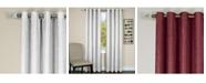 Achim Taylor Lined Grommet Window Curtain Panel, 50x63