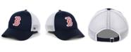 '47 Brand Women's Boston Red Sox Branson Glitta Trucker Strapback Cap