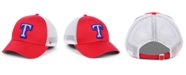 '47 Brand Women's Texas Rangers Branson Glitta Trucker Strapback Cap