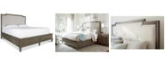 Furniture Playlist Upholstered King Bed
