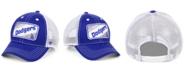 '47 Brand Little Boys Los Angeles Dodgers Woodlawn Meshback MVP Snapback Cap