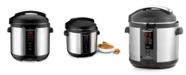 Cuisinart CPC-600 Pressure Cooker, Stainless Steel