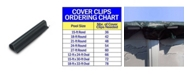 Blue Wave Sports Cover Clips for Above Ground Pool Cover