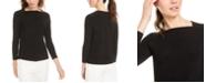 Anne Klein 3/4-Sleeve Top
