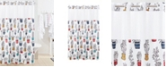 Hookless Shower Curtain Cactus