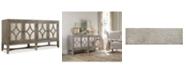 Hooker Furniture Melange Diamante Console