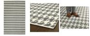 """Kaleen Paracas PRC04-68 Graphite 5' x 7'6"""" Area Rug"""