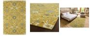 Kaleen Amaranta AMA02-05 Gold 8' x 10' Area Rug