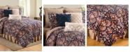 C&F Home Rosamund Damask Full Queen Quilt Set